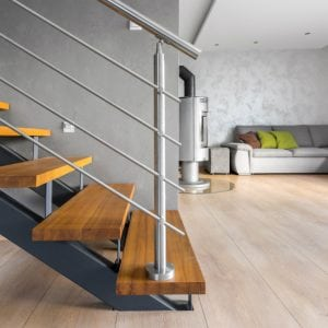 Move Over Wooden Stiles! Steel Architectural Railings are Where it's At