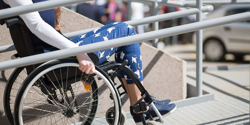 Wheelchair Accessibility Standards in Canada