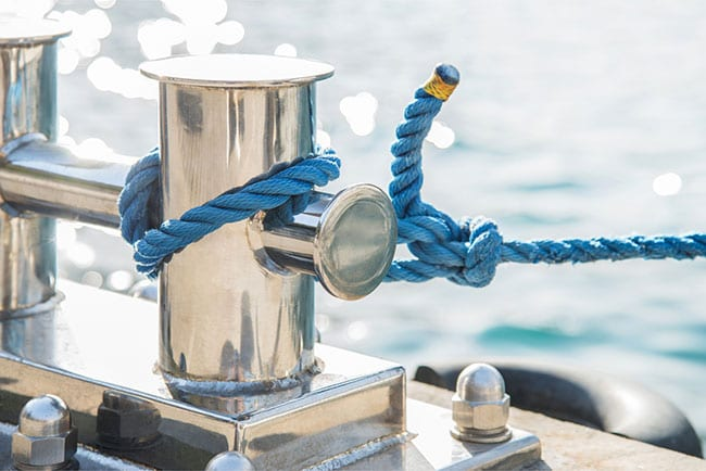 Why Stainless Steel is Great for Marine Environments